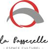logo la passerelle centre culturel Nice