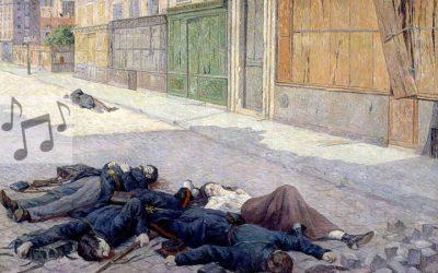 JB Clément et P. Dupont : La semaine sanglante