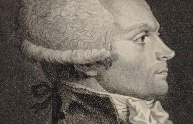 Maximilien de Robespierre : Le droit à l'existence
