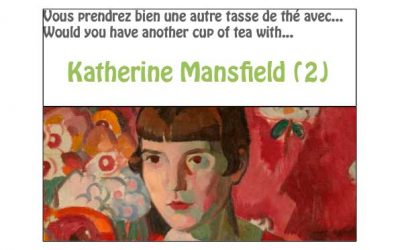 Au jardin avec Katherine Mansfield (2)