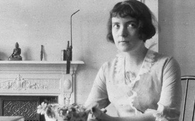 Au jardin avec Katherine Mansfield, in english (3)