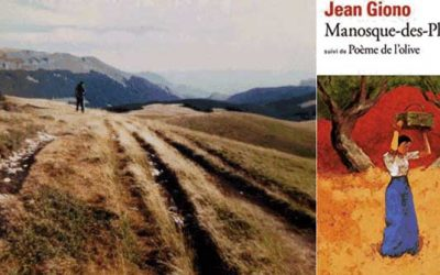 Jean Giono : Manosque des plateaux