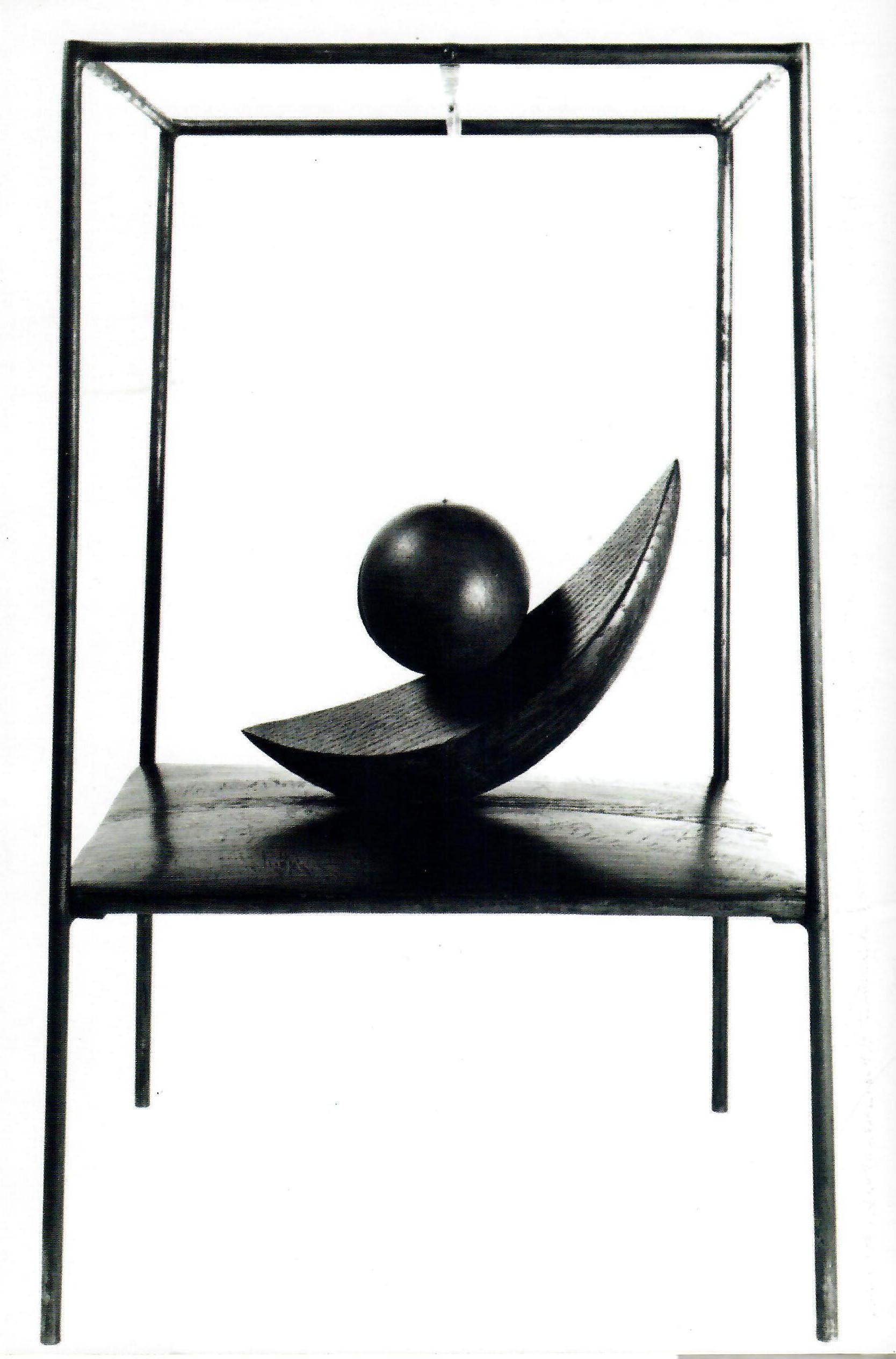 Giacometti - La boule suspendue