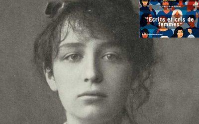 8 mars : journée des droits des femmes (2) – Camille Claudel
