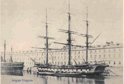 Bateau La Virginie
