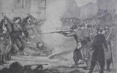 Victor Hugo, les fusillés